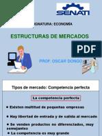 2)Estructura de Mercado