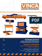 Catalogo General VINCA 2016 ES+EN+FR