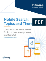 Hitwise Mobile Search Report Us