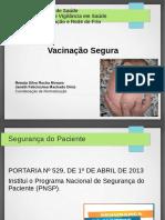 Aula Vacinacao Segura Renata