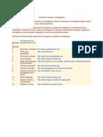 Tecnicas de Estudio e Investigacion