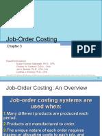 Job Order Part 3