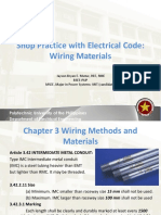 Lecture 5 Wiring Materials