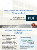 Lecture 6 Wiring Methods