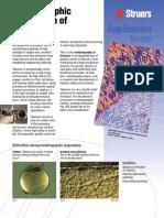Struers Application Note - Metallographic Preparation of Titanium