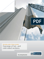 TKBT Sheet Piles Lieferprogramm E 042013
