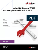 Implementing the IBM Storwize V7000 and IBM Spectrum Virtualize V7.8