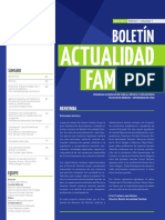 Boletin Actualidad Familiar