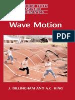 Billingham & King - Wave Motion