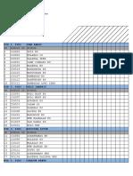 Checklist School
