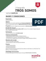 Bases y Condiciones Familia
