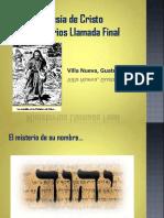 El misterio de YHWH.pdf