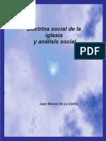Colina, Juan Manuel de la - Doctrina social de la iglesia y análisis social.pdf