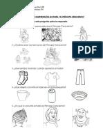 Guía El Príncipe Ceniciento