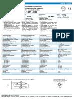 Contrinex CSx-1301-203
