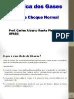6_Dinâmica Dos Gases_Onda de Choque Normal_Versão 1