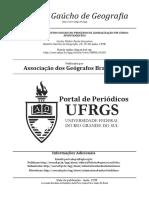 GEOGRAFIA E MOVIMENTOS SOCIAIS NO PROCESSO DE GLOBALIZAÇÃO EM CURSO