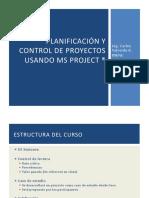 Microsoft PowerPoint - Planificación y Control de Proyectos Usando MS Project