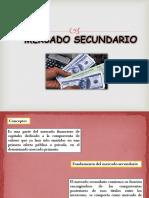 Mercado Secundario- Diapo