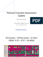 HRSG-08 Thermal Assessments - Anderson