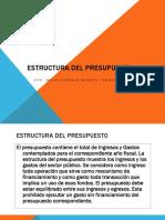 II.- ESTRUCTURA DEL PRESUPUESTO.pptx
