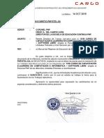 12_XVIII CC E-Learning CI_Software Libre_Of_Directiva de TA