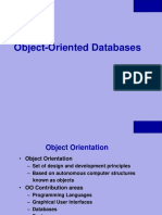 31-Object Oriented Databases