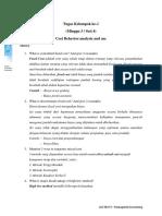 Jawaban Tk 1 Managerial Accounting