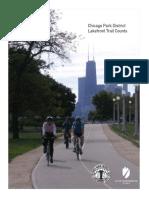 Chicago Park District Lakefront Trail Counts