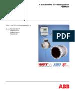 Flujometro ABB - FSM 4000