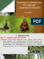 II.pengelolaan Sumberdaya Alam Dan Lingkungan.