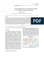 . Critical Incident Techniques in Evaluating Training Programs
