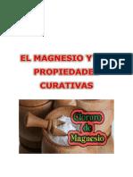 El Magnesio y Sus Propiedades Curativas