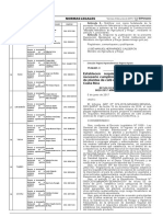 RESOLUCIÓN DIRECTORAL  0020-2017-MINAGRI-SENASA-DSV