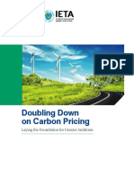 Doubling Down on Carbon Pricing