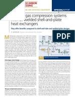 ShellPlate Improve Gas Compression