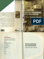 (2009)Nuevos Paradigmas en La Investigación