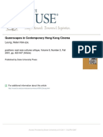 Leung Queerscapes