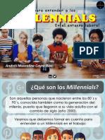 Los Millennials en el entorno laboral