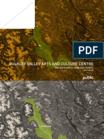 Bulkley Valley Arts & Culture Centre Final Presentation