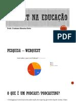 Podcast Na Educação