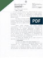 Casación deja firme el sobreseimiento de Arribas por supuestos sobornos en Odebrecht