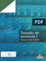 Tratado de Armonia i Francesc Joan Sanchis