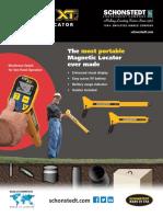 GA-92XT Magneteic Locator Brochure