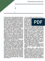 Utilitarianism JME Article
