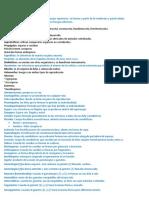 Diccionario de Micología