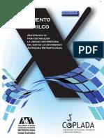 Documento Xochimilco