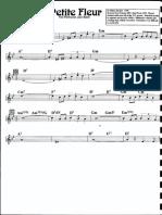 Partition - Petite Fleur (saxo).pdf