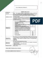 Subasta No 002 167 de 2015 Especificaci n t Cnica 1