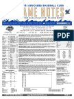 6.23.17 vs. MIS Game Notes